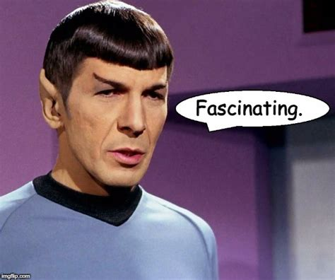 spock meme spock fascinating meme www pixshark images