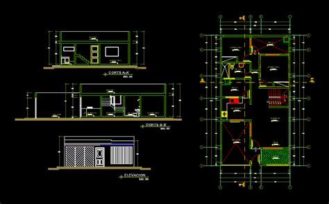 plan maison format dwg gratuit plan appartement dwg