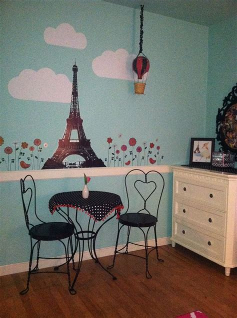 paris themed decor for bedroom 25 best ideas about girls paris bedroom on pinterest