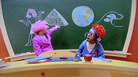 lazy but for school lazy town school song