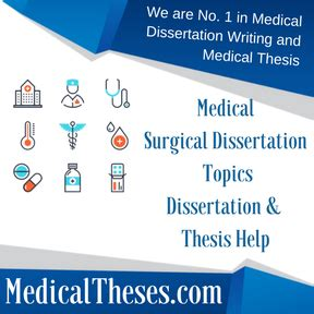 surgery thesis topics surgical dissertation topics thesis