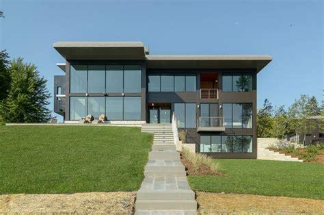 decorados y acabados villa nelly edgewater residence by rosenow peterson design
