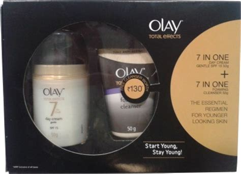 Olay Total Effects Day Gentle Spf 15 olay total effects 7 in one day gentle spf 15