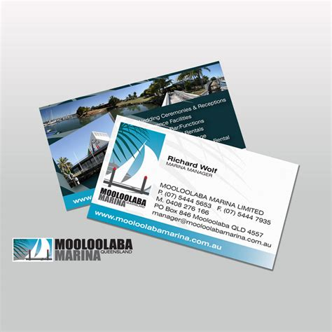 Mba On Business Card