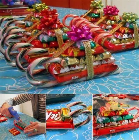 sleigh christmas crafts wonderful diy sleigh