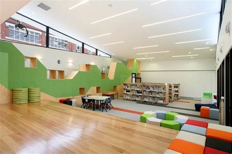 Modern School Interior Design modern school interior constructing
