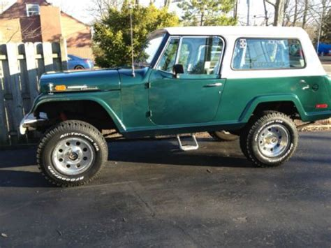 1970 jeep commando buy used 1970 jeepster commando in pine beach new jersey