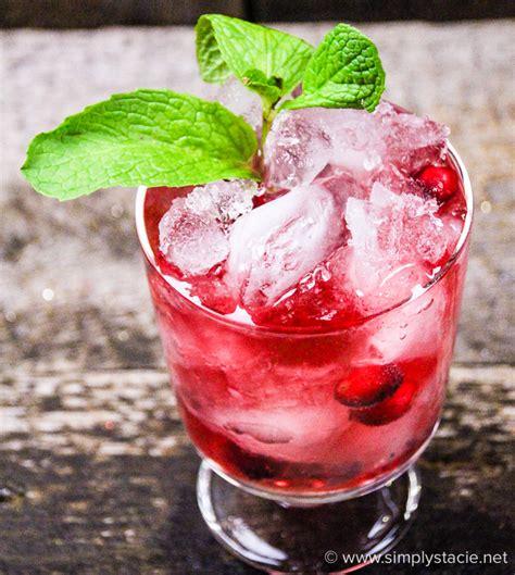 festive holiday cocktails fresh origins festive new year s drink ideas skip to my lou