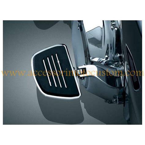 pedane per moto custom coppia pedane pedanine mini premium kuryakyn universali