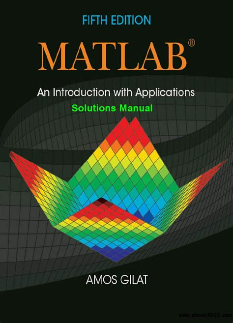 basic mathematics solutions manual ebook matlab an introduction with applications solutions