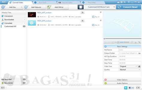 bagas31 xilisoft any video converter ultimate 5 7 7 full version bagas31 com