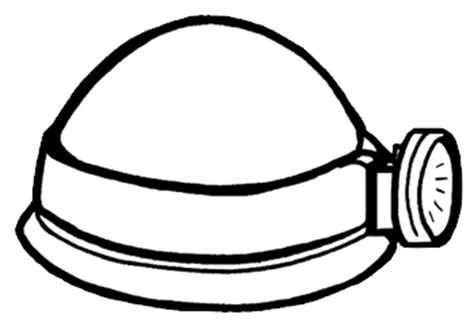 coloring pictures of hard hats hard hat coloring page clipart best