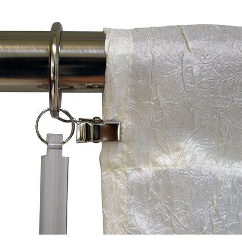 drapery wands versailles home fashions quot universal drapery wand hardware