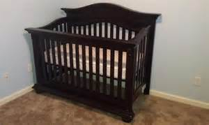 Baby Cache Heritage Lifetime Crib Baby Cache Heritage Lifetime Convertible Crib In El