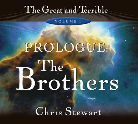 mistletoe the brothers volume 2 books the great and terrible vol 1 prologue the brothers