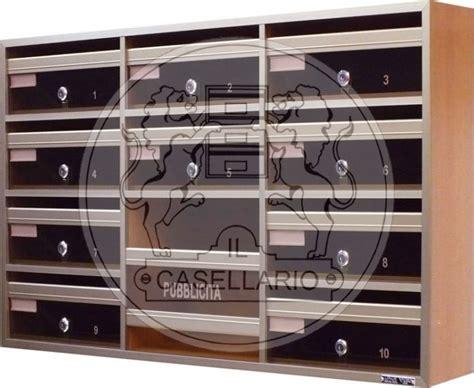 cassette postali condominiali roma casellari postali in alluminio vendita il