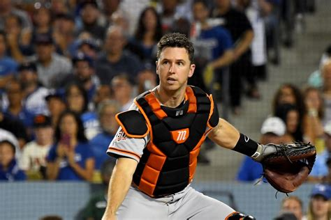 buster posey  undergo season  hip surgery  monday mlb daily dish