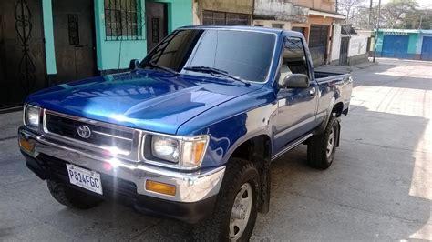 Toyota 22r Guatemala Toyota 22r De Venta En Guatemala
