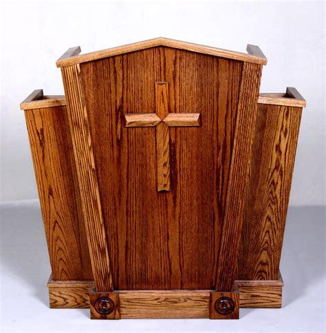 church pulpit designs oak pulpits and church furniture