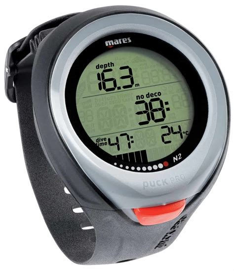 mares dive mares puck pro dive computer review scuba diving gear