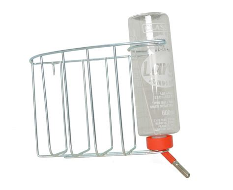 hay rack to fit 600ml water bottle bottle not included