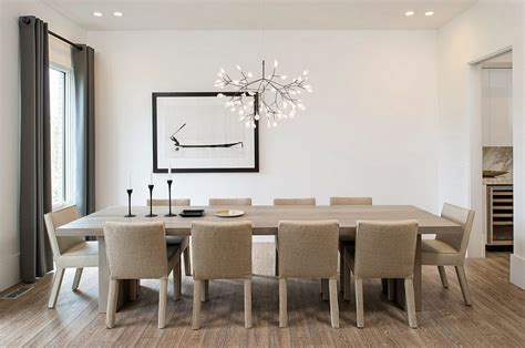 20 Pendant Light Inspirations To Enliven Your Home Contemporary Dining Room Light