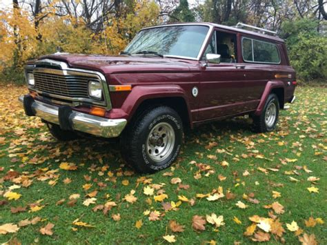 1979 jeep cherokee chief 1979 jeep cherokee chief