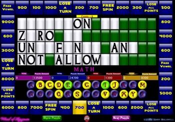 Wheel Of Fortune Game Allows You To Create Your Own Puzzles By G Balkwill How To Make Your Own Wheel Of Fortune