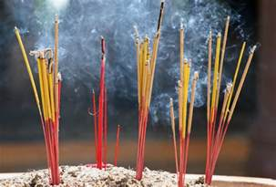 Weed Periodic Table Incense