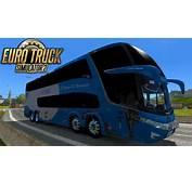 MARCOPOLO PARADISO G7 1800 121 Bus  Euro Truck Simulator