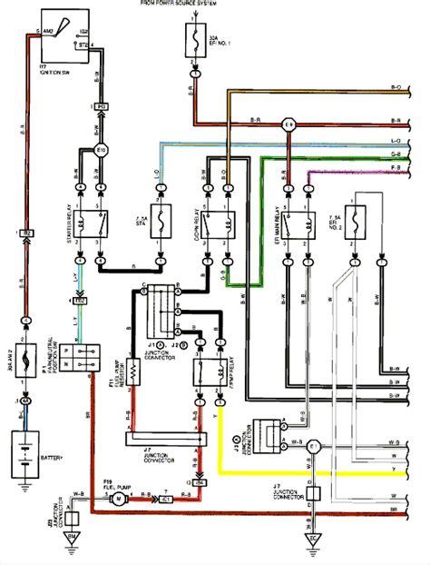 lexus ls430 need wiring diagram for maf sensor in a 2001 lexus