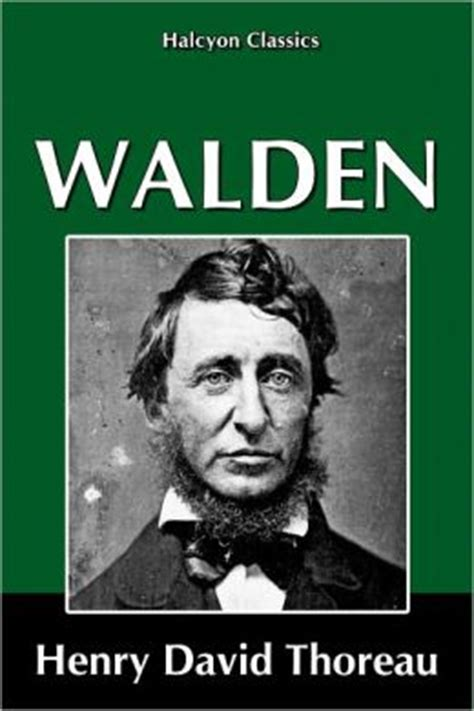 walden book by henry david thoreau server error