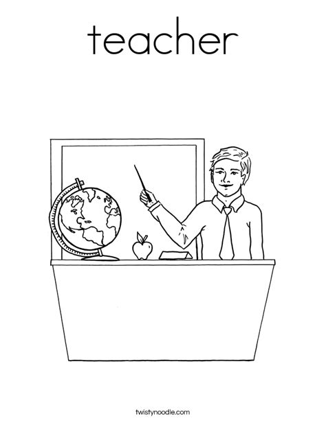 best teacher coloring pages coloring pages