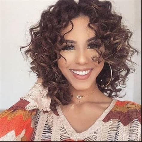 Medium Length Hairstyles For Curly Hair Oval by 40 Hairstyles For Curly Hair
