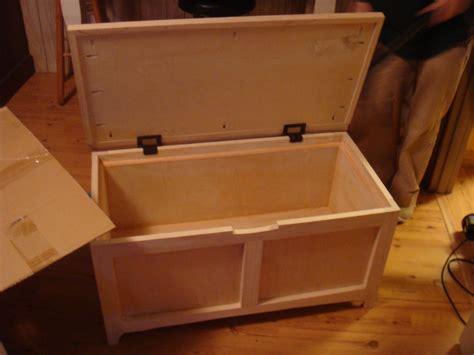 woodwork wood toy box plans   plans