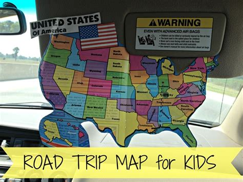 make trip map road trip map for 4tunate