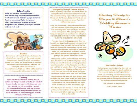 beautiful free tri fold brochure template word best templates