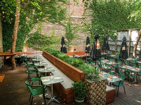 Garden Of Eat In by 25 Lovely Outdoor Dining Spots In Nyc Eater Ny