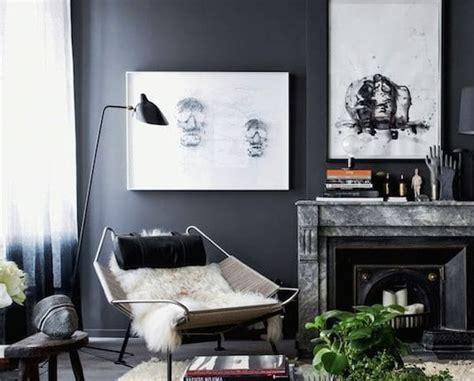 Zwarte Accessoires Woonkamer zwarte muur woonkamer archieven interieur insider