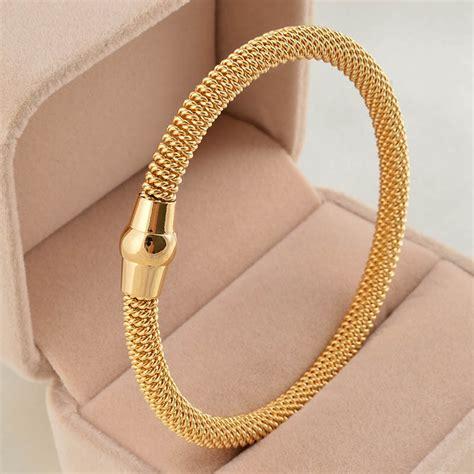 Gelang Bulgari By Collin Shop 14k gold bracelets raghunandan jewellers