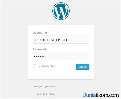 tutorial wordpress offline pdf tutorial belajar wordpress cara menginstall wordpress