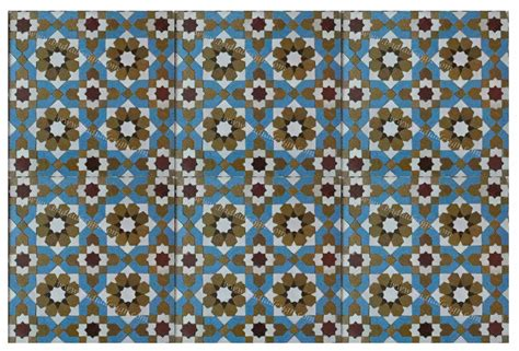 1 Mosaic Floor Tile - moroccan mosaic floor tile from badia design inc