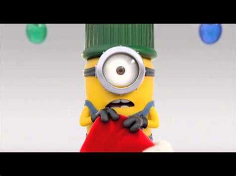imagenes de feliz navidad minions feliz navidad los minions youtube
