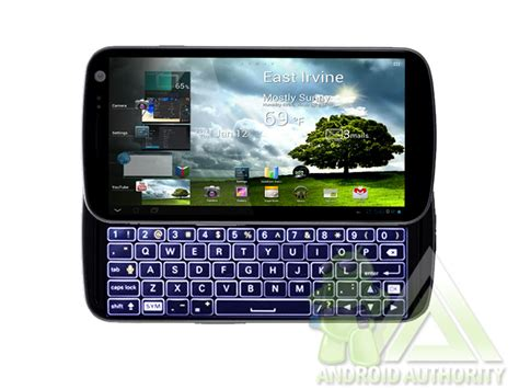 android phone with keyboard top best keyboard qwerty android phones 2012
