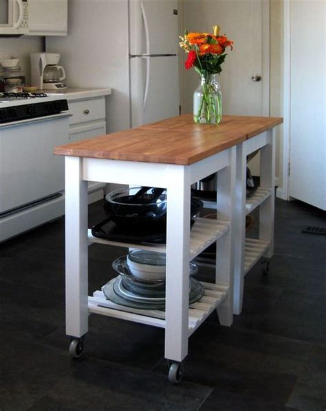 Kitchen Island Tables Ikea Best 25 Ikea Island Hack Ideas On