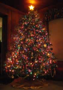 Ideas about colorful christmas tree on pinterest victorian christmas