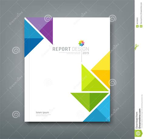 gallery of report cover page template word 2010 cover letter