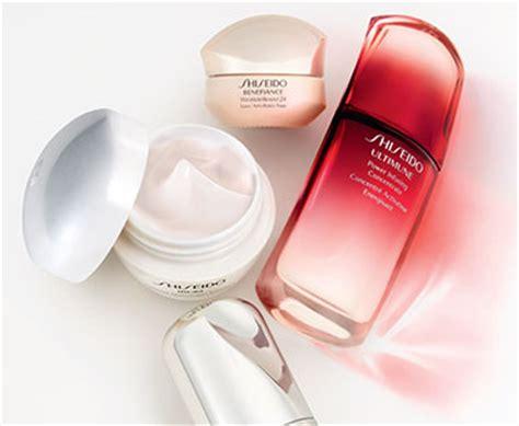 Shiseido Skincare all shiseido skin care make up beautyexpert free