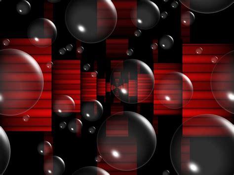 imagenes en blanco negro rojo ilustraci 243 n gratis burbujas patrones fondos rojo