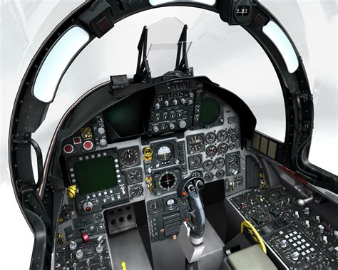 F-15C for DCS World F 15 Cockpit